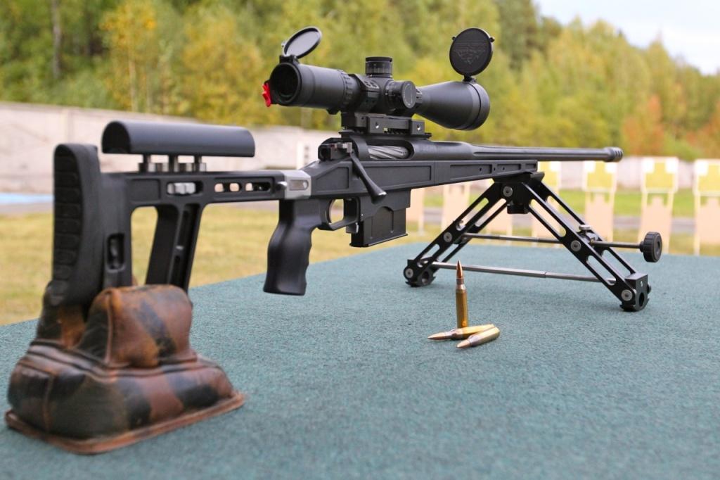 ORSIS T-5000 أفضل بندقية قنص في العالم